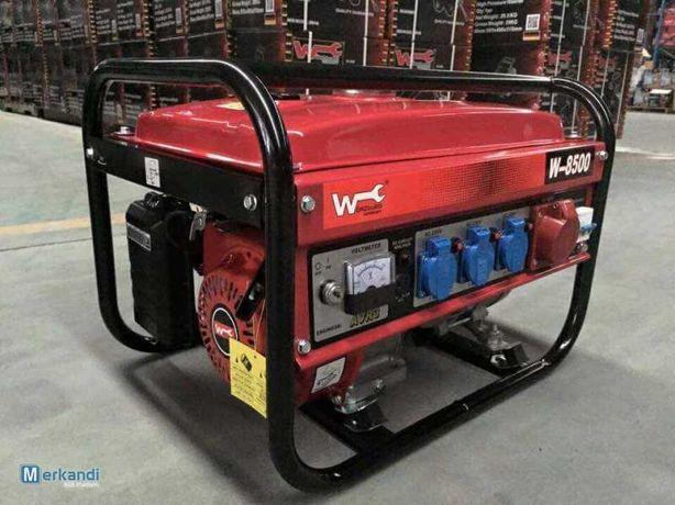 Бензиновый генератор TAGRED TA3500H 4,0 кВа