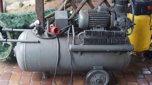 Kompresor ASPA 3JW60 Wrocław 180 l sprawny po remoncie silnika mocny