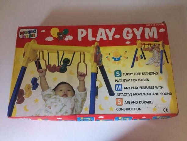 Brinquedo de Exercicios para Bebés