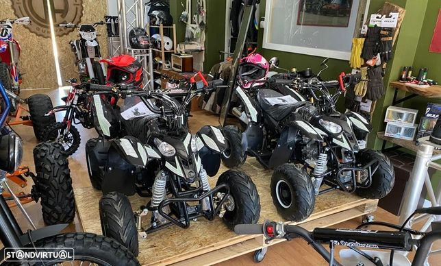Outra não listada Outra Mini Moto 4 110cc TOX Racing