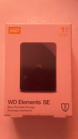 Dysk zewnętrzny WD Elements SE 1TB