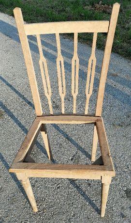 Cadeira madeira vintage