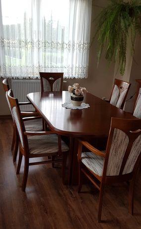 Stół i krzesła na 12 osób