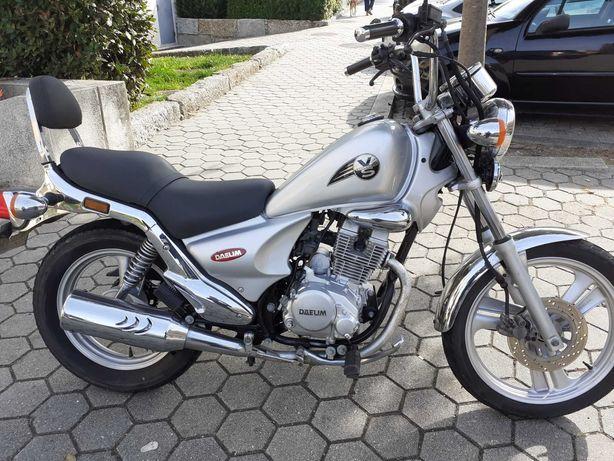 Moto Daelim VS125