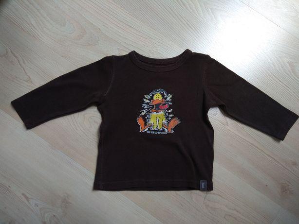 Bluzka, koszulka, podkoszulka H&M 86-92