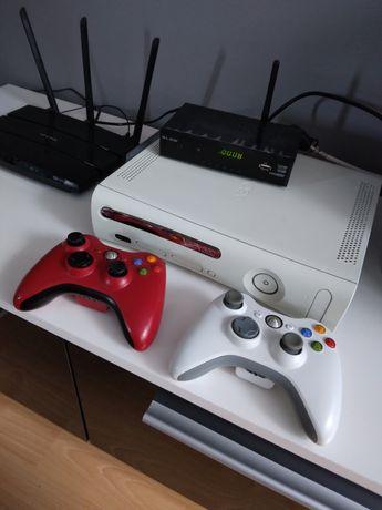 Xbox 360  dwa pady
