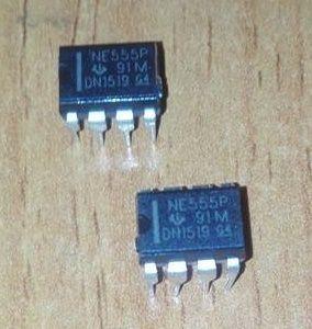 Temporizador/oscilador/timer NE555 (entrego em mãos para verificação)
