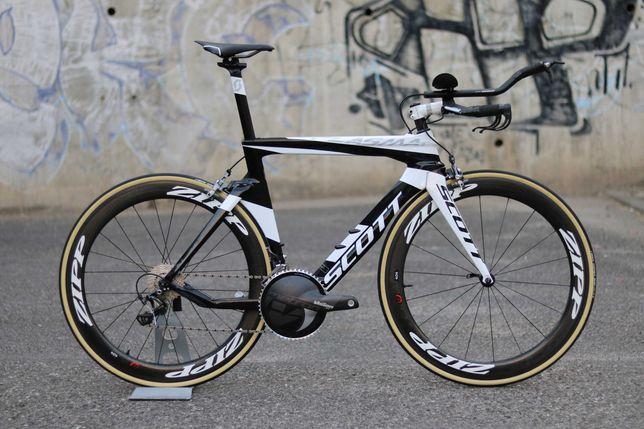 Bicicleta CR/Triatlo Scott Plasma 2 nova