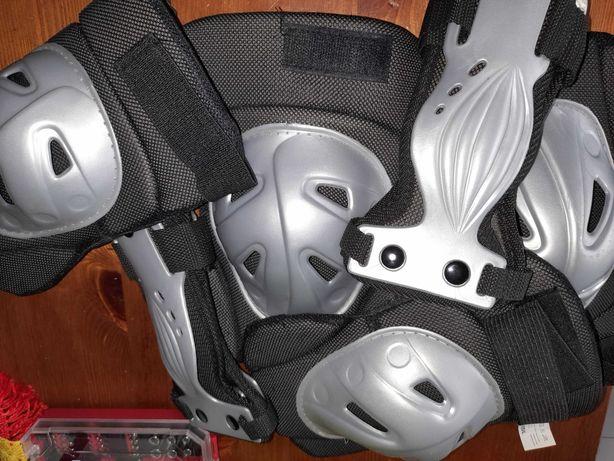 Ochraniacze na kolana łokcie I nadgarstki