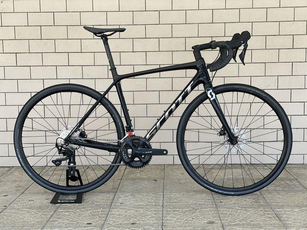 Bicicleta Scott Addict 20 Disc Nova