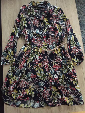 Sukienka koszulowa reserved