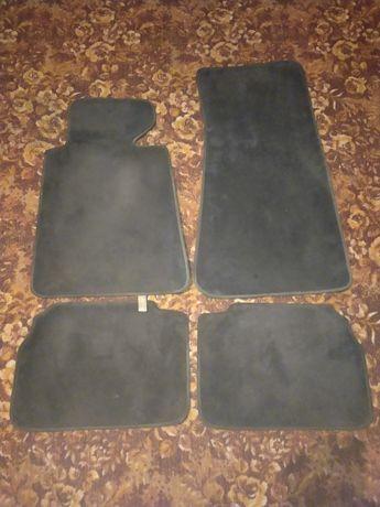 Bmw e 34 килимки текстиль