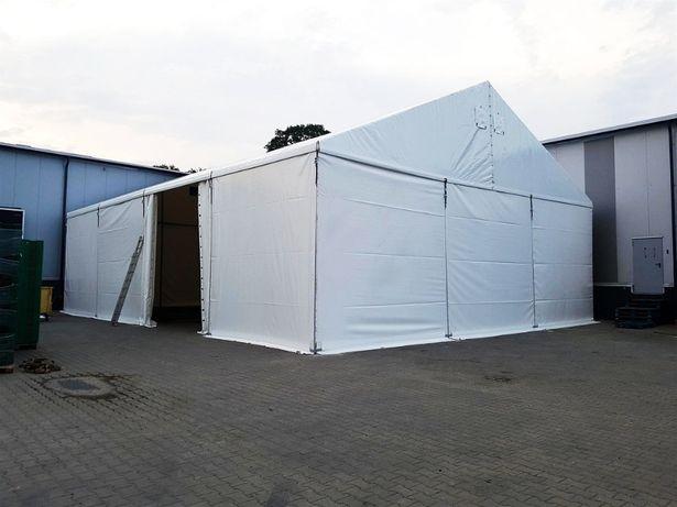 15x30 HALA namiotowa MAGAZYNOWA produkcyjna UJEŻDŻALNIA dla koni