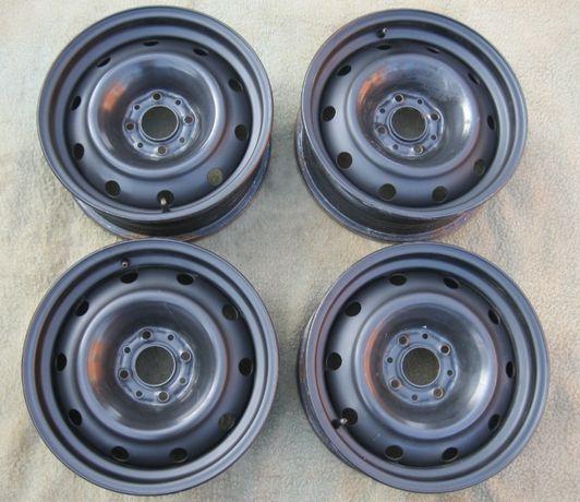 Диски стальные R15 4x108 5.5 j ET 8 Peygeot Citroen комплект
