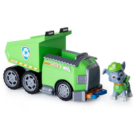 Paw Patrol Rocky´s Transforming Recycle Truck Щенячий Патруль Роки