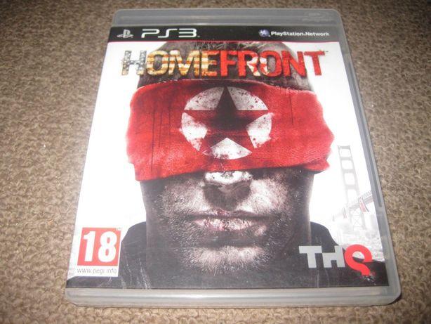 """Jogo """"Homefront"""" para a PS3/Completo!"""