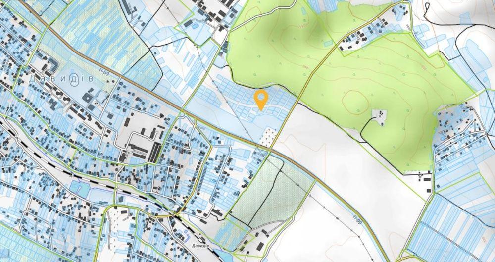 земельна ділянка Давидів Давидов - изображение 1