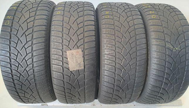 4x 245/50/18 Dunlop SP Winter Sport 3D RSC * 100H OZ284