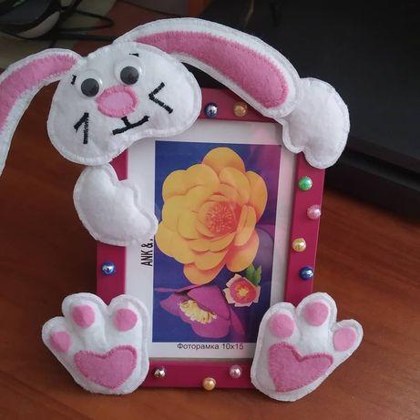 Фоторамка для детских фото.