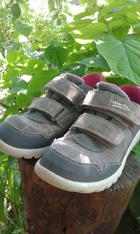 Кроссовки кросівки для девочки  superfit 34 размер