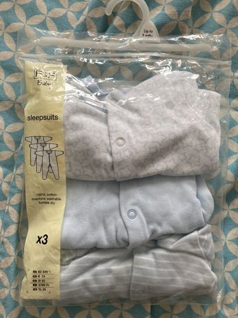 Piżamka pajacyk 62