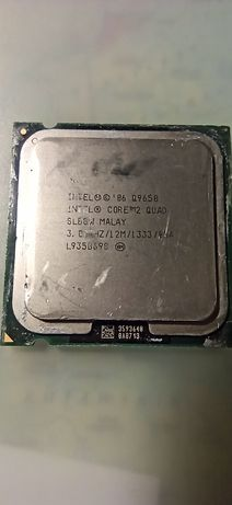 Procesor Intel Core 2 Quad Q9650. 4 x 3 GHz