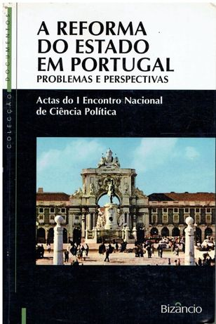 11390 A Reforma do Estado em Portugal Problemas e Perpectivas