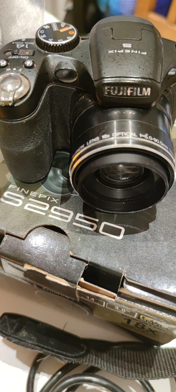 Câmera Fujifilm S
