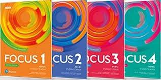 Focus 2nd edition 1,2,3,4.