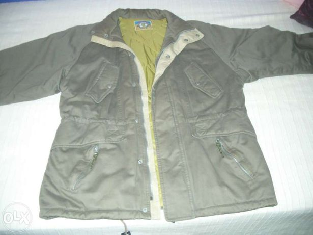 Blusão Coronel Tapiocca original
