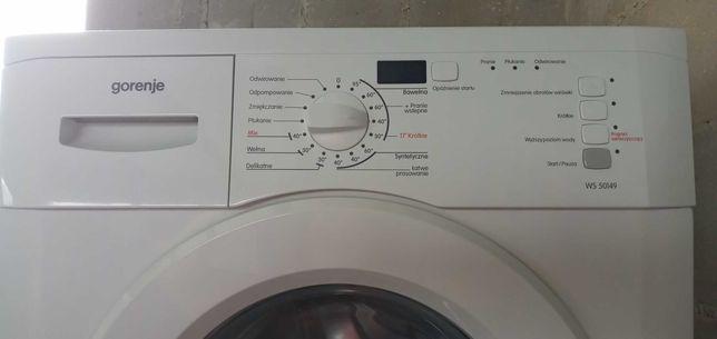 пральна машинка  gorеnjе 5 кг