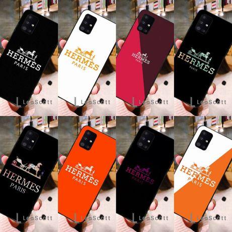 Hermes Paris etui case Samsung Galaxy s6 s7 s8 s9 s10 Plus A10 A50 A70