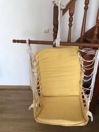 Cadeira de rede