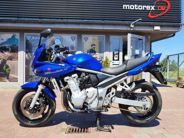 SUZUKI GSF650 GSF 650 Bandit pełen serwis Motorex DP Gniezno