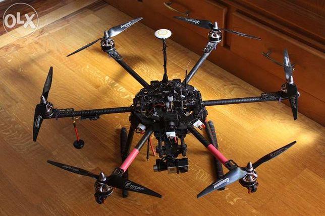 Hexa Hexacopter Drone UAV FPV