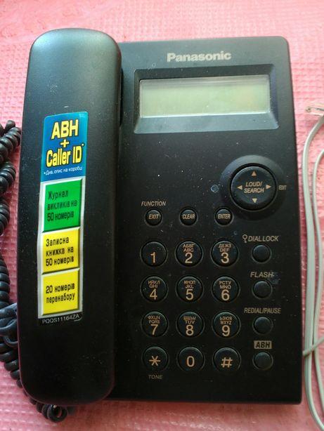 Телефон багатофункціональний кнопочний panasonic