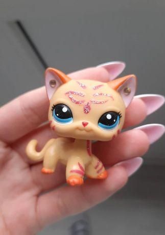 lps pet shop кошка стоячка оригинал