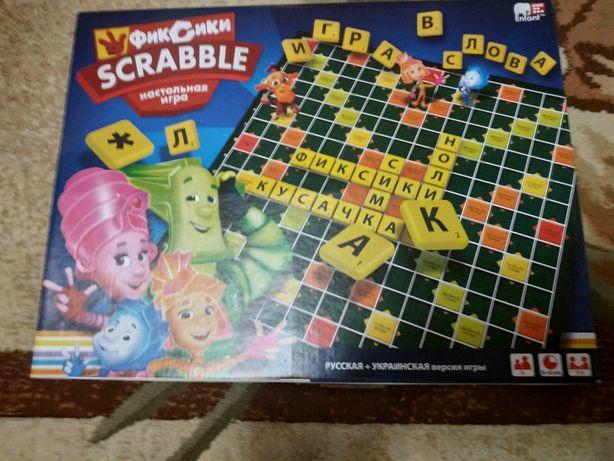 "Настільна гра ""Ерудит"", ""Scrabble"""