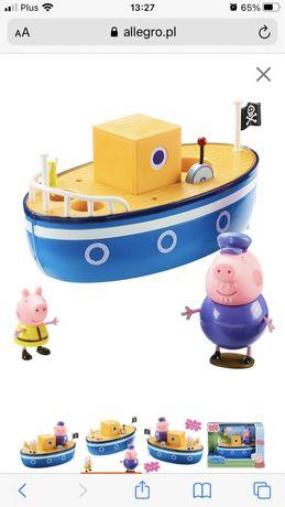 Świńka Peppa statek
