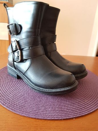 buty oficerki nowe rozm 37