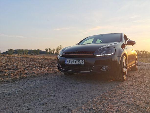 VW Golf 6 1.6 TDI Skóry **klima**alu**navi