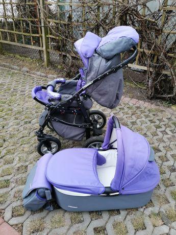 Wózek DZIECIĘCY wielofunkcyjny firmy Euro-Carte PASSO
