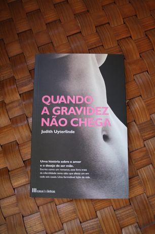 Livro: Quando a gravidez não chega