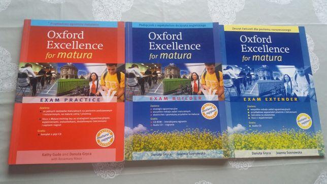 Oxford Excellence for Matura zestaw książek