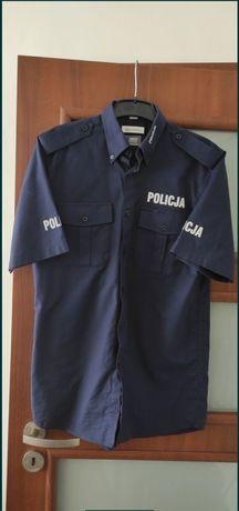 Koszula służbowa Policja kr. rękaw