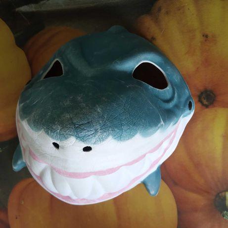 Маска акулы в хорошем состоянии