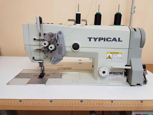 Maszyna dwuigłówka TYPICAL GC 6845H
