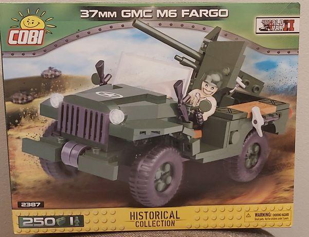 Cobi zestaw 2387 GMC M6 FARGO