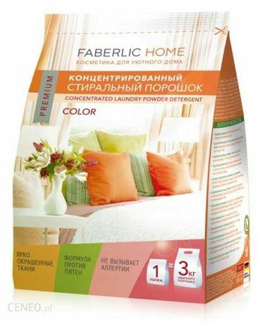 Proszek do tkanin kolorowych Faberlic