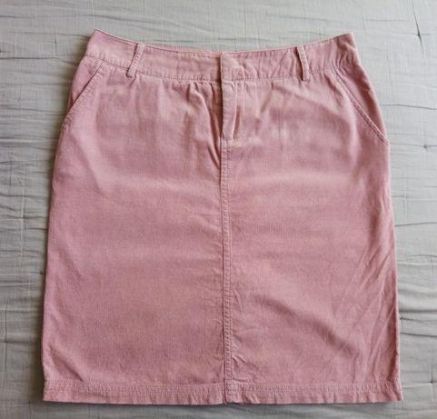 Spódnica RESERVED pastelowy róż
